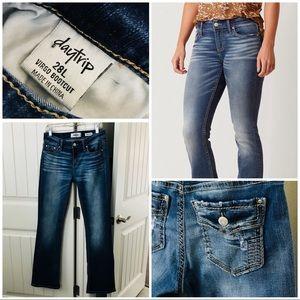 365bc8fdd0d Daytrip Jeans   Boot Cut Stretch Jean Curvy Fit Size 27   Poshmark
